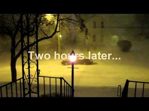 Grand Rapids, MI Blizzard 2011