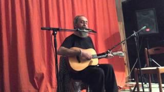 Bob Corn – Seppia (Setti cover) live @ Ciclofficina Pontegiallo
