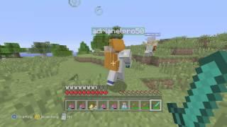 Minecraft Xbox 360 - FFA PVP