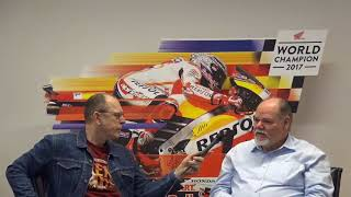 Tiefe Einblicke in MotoGP 2018 - Roland Berger gibt Auskunft