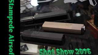 zShot - Odin Innovations/Knight's Armament | Shot Show 2016 | Stampede Airsoft