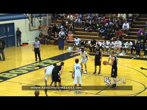 Downers Grove North vs. Downers Grove South Men's Basketball