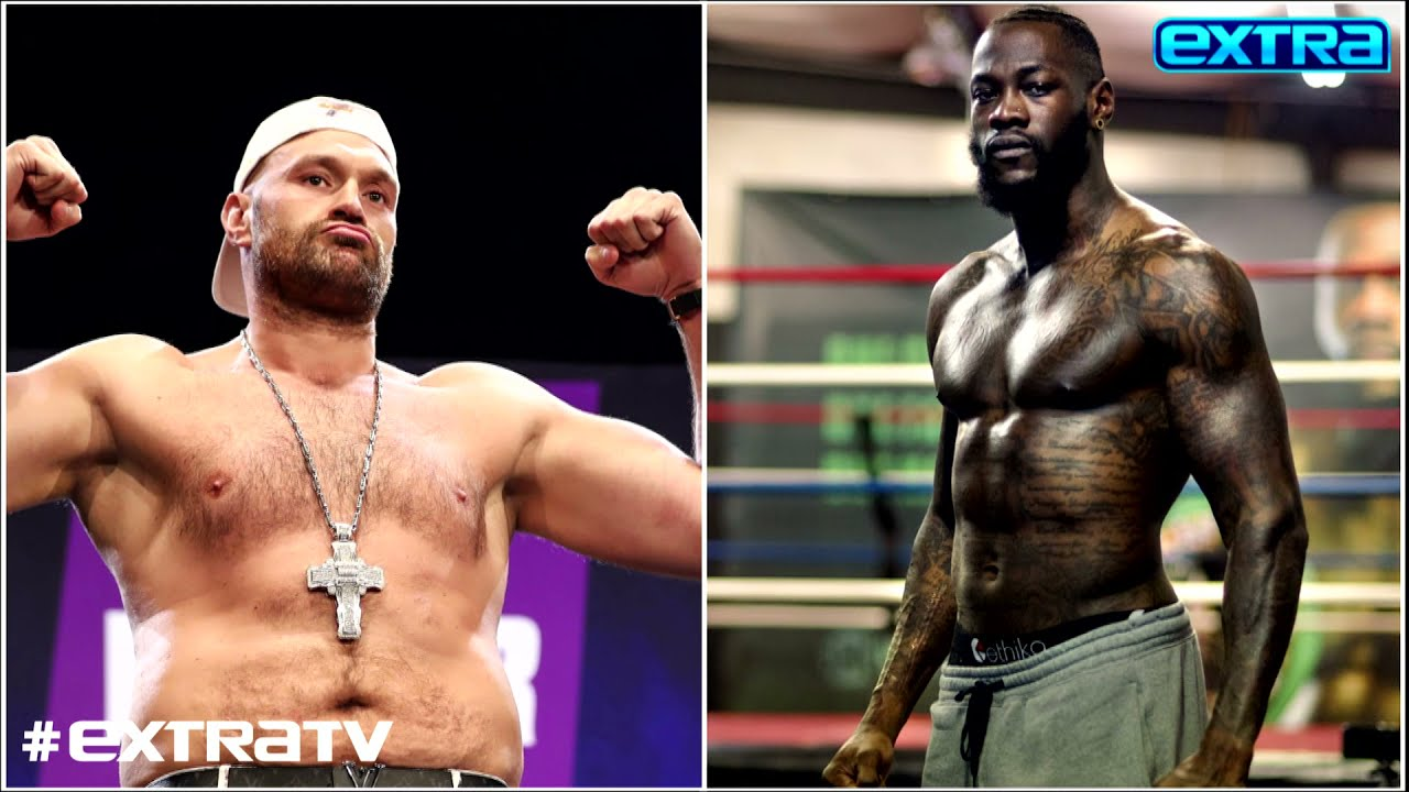 Deontay Wilder's Bold Prediction About His Rematch with Tyson Fury