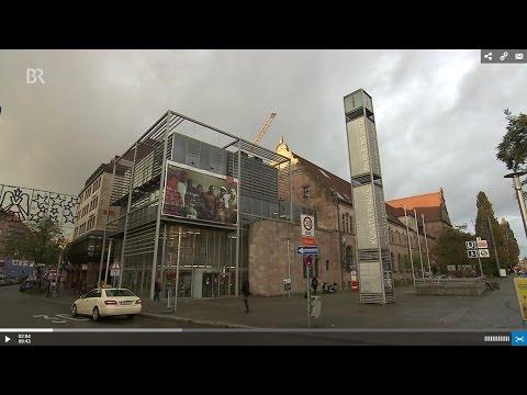 Das Künstlerhaus in Nürnberg: Wechselvolle Geschichte | Zwischen Spessart und Karwendel | BR