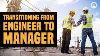 Transitioning from engineer t๐ manager - Engineering Career TV Ep. 3