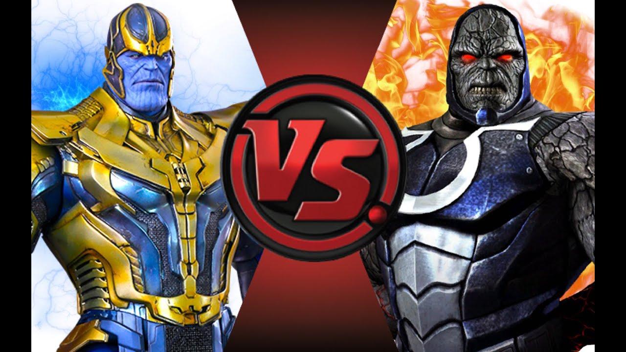 Transformers Animated Wallpaper Thanos Vs Darkseid Cartoon Fight Club Episode 54 Youtube