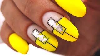 Самый Модный Дизайн ногтей 2021 Красивый Маникюр 2021 Новинки и Тренды Маникюра Nails Art Design