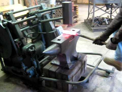 blacksmith power hammer for sale. blacker b blacksmith power hammer demo. blacksmith power hammer for sale