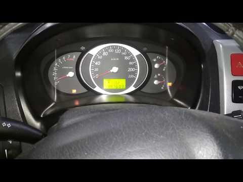 Hyundai Tucson G4GC (Ремонт ДВС и МКПП) Первый прогрев (проверка МКПП)