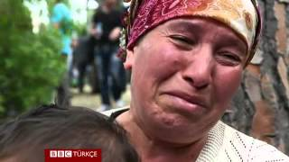 Soma'da herkes ağlıyor - BBC TÜRKÇE