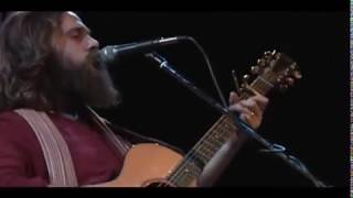 Iron & Wine - Flightless Bird, American Mouth [LIVE VIDEO] thumbnail