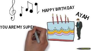 Happy Birthday AYAH!!
