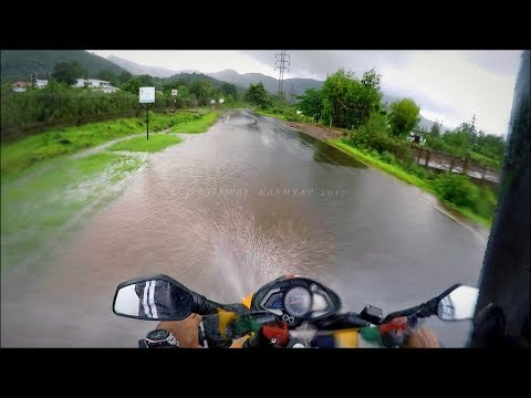 Monsoon Ride to Tamhini Ghats - Part 1