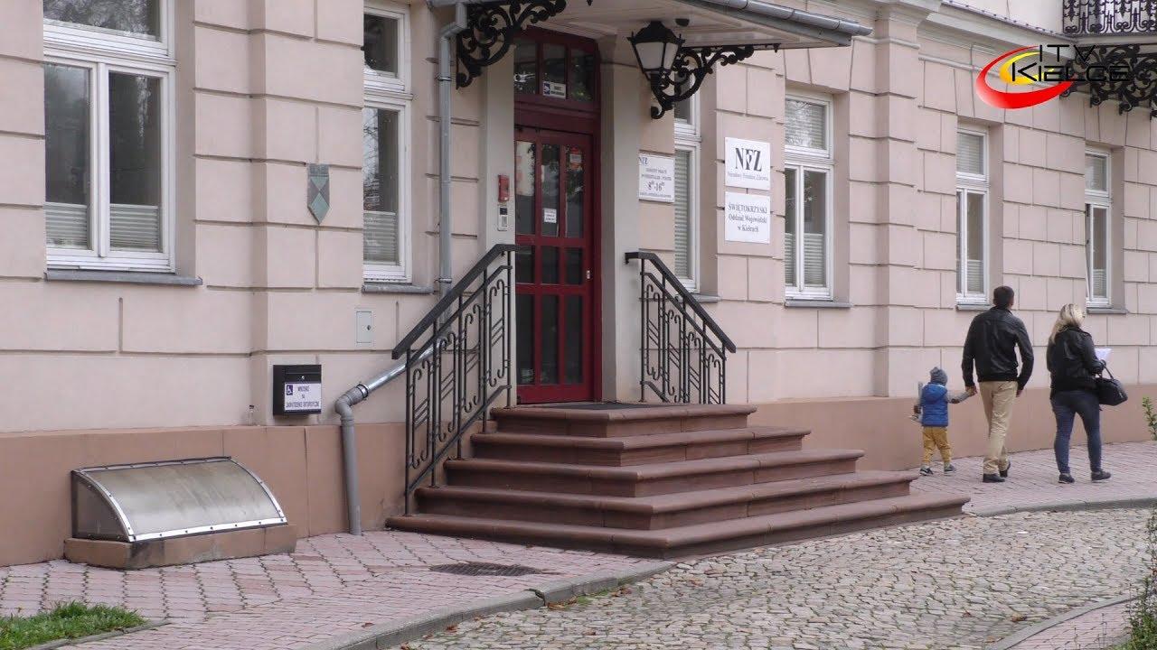 Zmiany w opiece nocnej i świątecznej w Kielcach – ITV Kielce