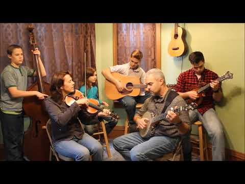 The Crawdad Song by the Black House Stringband