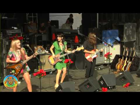 "Grace Potter & The Nocturnals - ""Paris"" - Mountain Jam VI - 6/6/10"