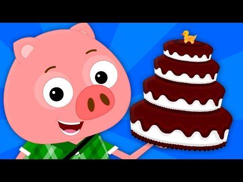 Buddies | My Cake song | nursey rhymes | kids rhymes | Children Songs | Original Song