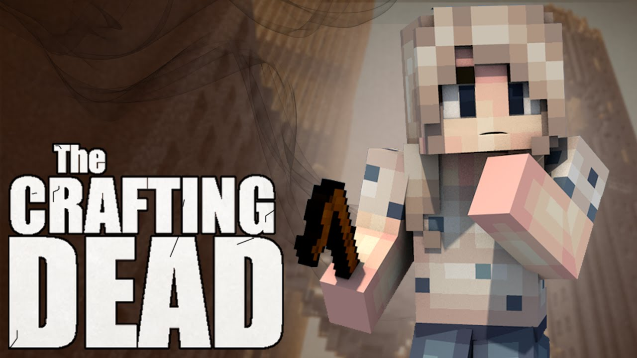 Minecraft Crafting Dead Cure Mod
