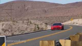 MotorWeek | Quick Spin: 2015 Chevrolet Corvette Z06