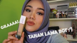 THE BEST!!! MAYBELLINE SUPERSTAY 24H FOUNDATION | FATYABIYA