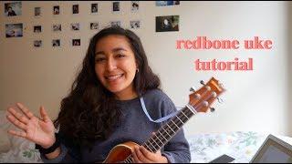 Redbone - Childish Gambino (UKULELE TUTORIAL)