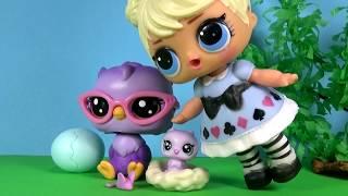 ЛОЛ LOL Surprise LPS Пет Шоп Игрушки #Куклы #Сюрпризы мультик из игрушек