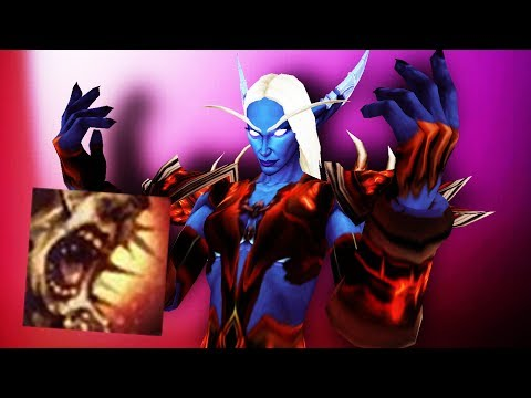BFA Best Feeling DoT Class - Affliction Warlock PvP WoW Battle For Azeroth (BETA)
