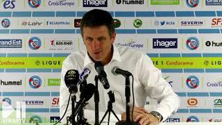 RCSA 1-2 Nantes : les réactions