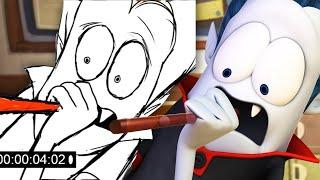 Spookiz | 쿨라의 스트로 구 | 스푸키 즈 | 어린이 만화 | 어린이를위한 비디오 | WildBrain