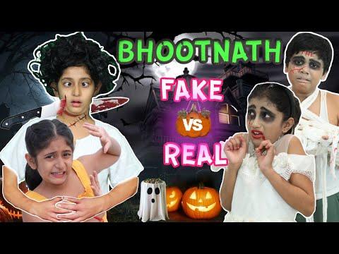 BhootNath Ki Party   Kids Peek a Boo Halloween   MyMissAnand   MyMissAnand