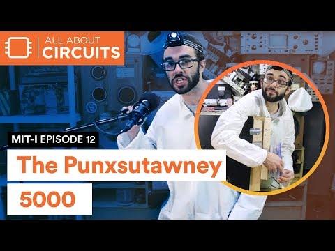MIT-i Episode 12: The Punxsutawney 5000 - A Sensirion Temperature Device