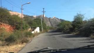 climb to taragarh fort