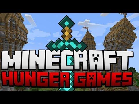 Prepare for the hunger games Minecraft mini games Episode 1