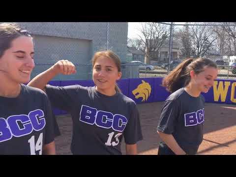 Introducing the 2018 Bay City Central softball team