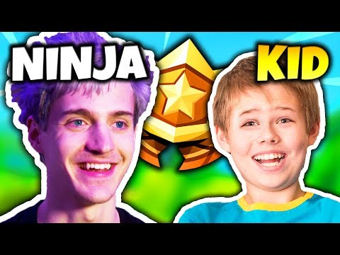 NINJA GIVES FREE BATTLE PASS TO A KID | Fortnite Daily Funny Moments Ep.49 thumbnail
