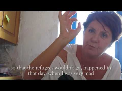 Way Out Home - Refugees In Lesvos, part15, Elefteria Springs