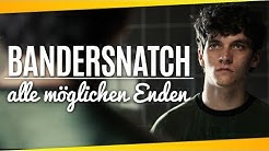 Bandersnatch: Alle Enden in 6 Minuten erklärt! (Black Mirror) | niu [German/Deutsch] #bandersnatch