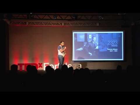 O processo criativo em três palavras: Chico Neto at TEDxFortaleza