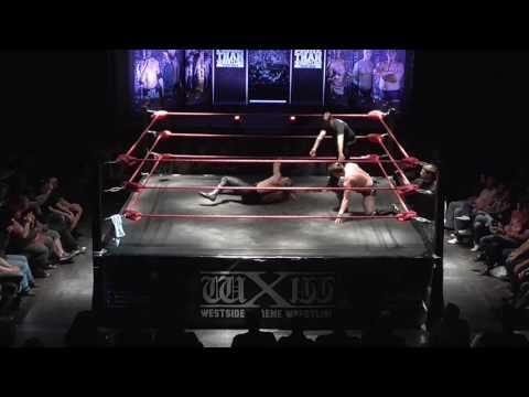 Laurance Roman vs. Scotty Saxon - wXw Magdeburg 13.05.2016