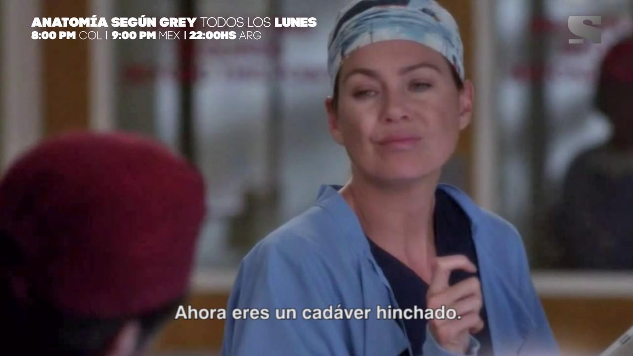 Anatomía según Grey - Nuevos episodios todos los lunes - YouTube