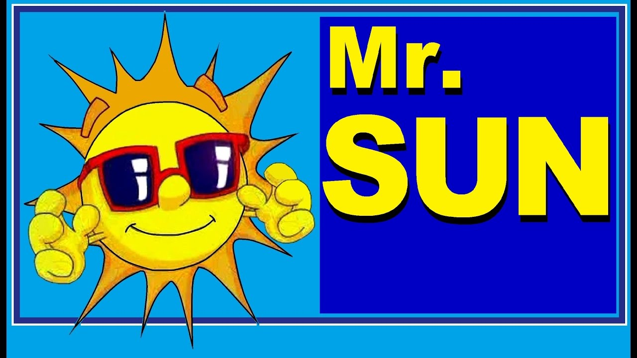 mr sun Mr sun will roll into the kalw studios this saturday at 3 pm on folk music & beyond they'll showcase some songs from their soon-to-be released live recording darol has once again rounded up some exceptional young musicians to perform with him—grant gordy on guitar, joe k walsh on mandolin.