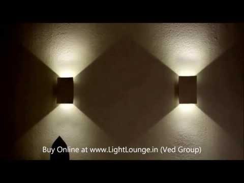 Philips Ledino Sail Wall Light (1080p HD Video)