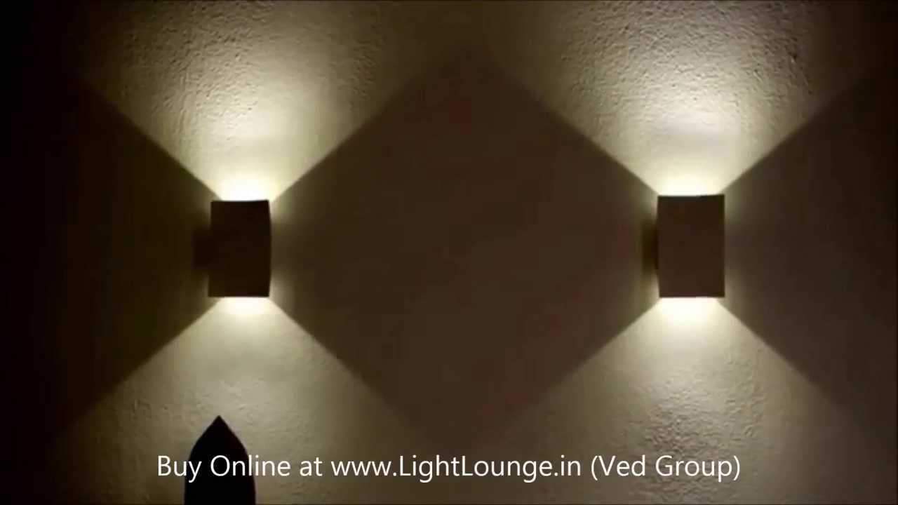 Philips ledino sail wall light 1080p hd video youtube mozeypictures Image collections
