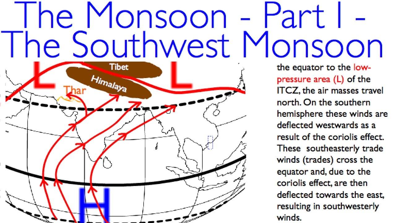 The Monsoon  Part I  The Southwest Monsoon  YouTube