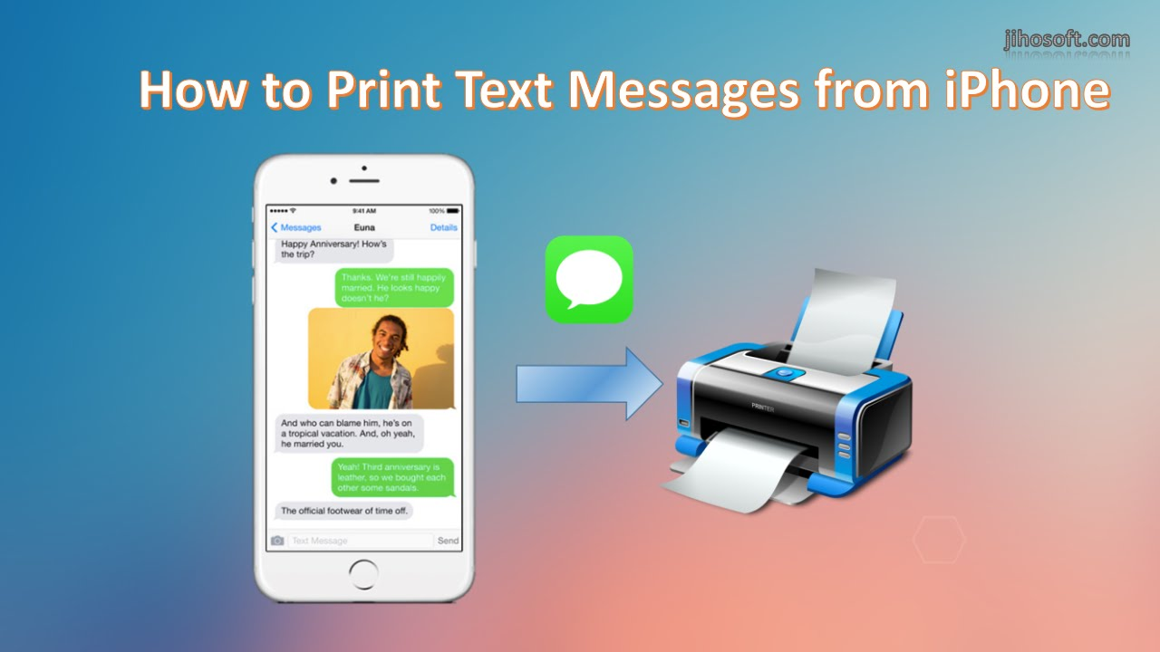 print text messages from iphone top 3 ways to print text messages from iphone 6s 6 5s 5 4s 17928