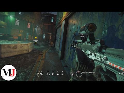 Adapting To The Situation - Rainbow Six Siege