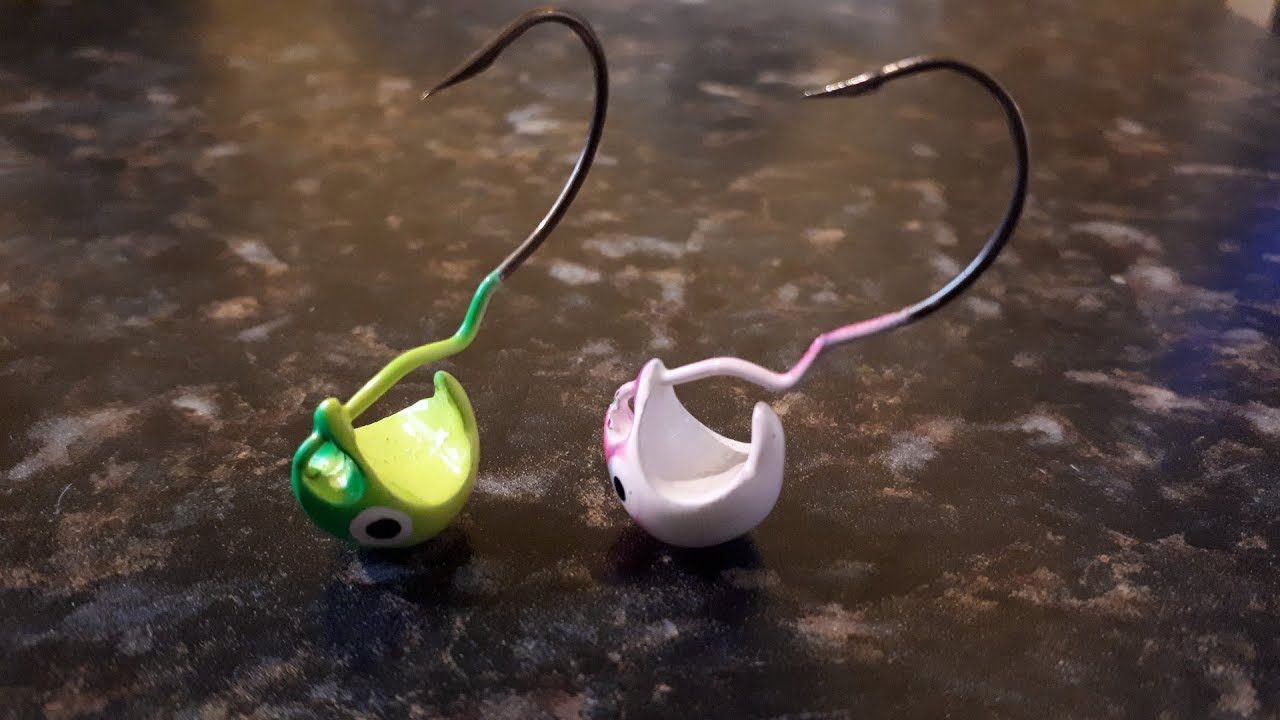 Nuckle Ball Jig For Walleye Performance By Finntech The Hookup