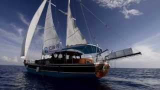 Путешествие с детьми на яхте(В мае 2013 года мы побывали в незабываемом путешествии на яхте по греческим островам. Учились снимать и монти..., 2013-05-26T21:37:55.000Z)