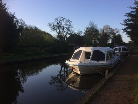 The Great Norfolk Broads Adventure V Day 5 2nd May 2018
