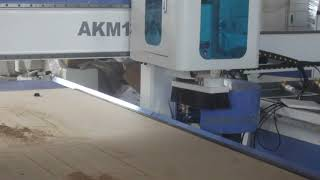 ACCTEK AKM1325D cnc router with auto tool changer